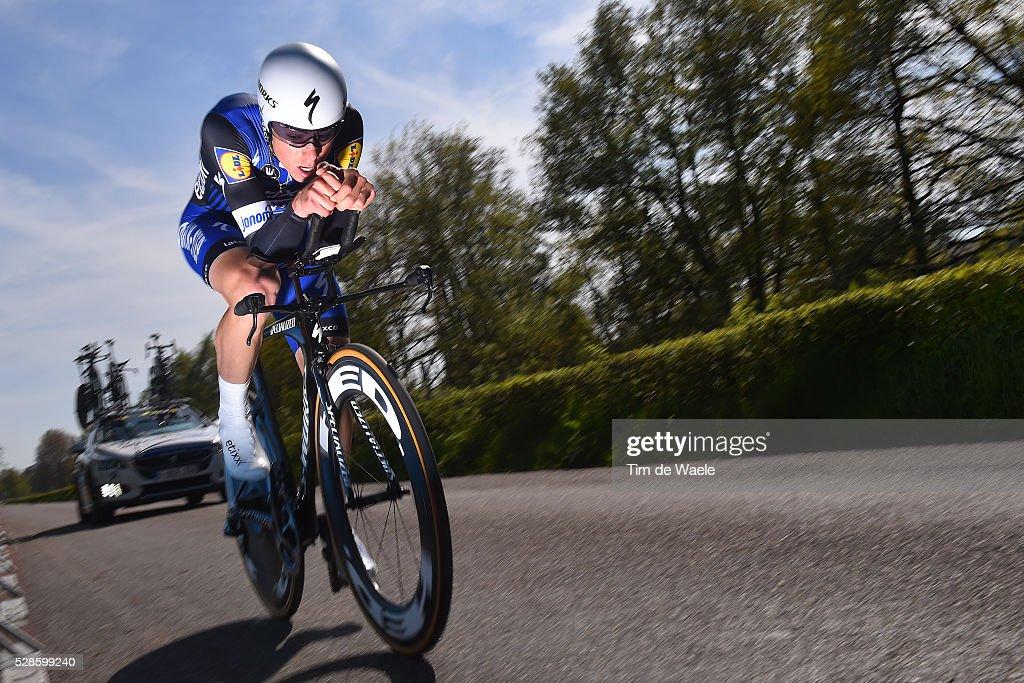 99th Tour of Italy 2016 / Stage 1 David DE LA CRUZ (ESP)/ Apeldoorn-Apeldoorn (9,8km)/ Time Trial / ITT / Giro /