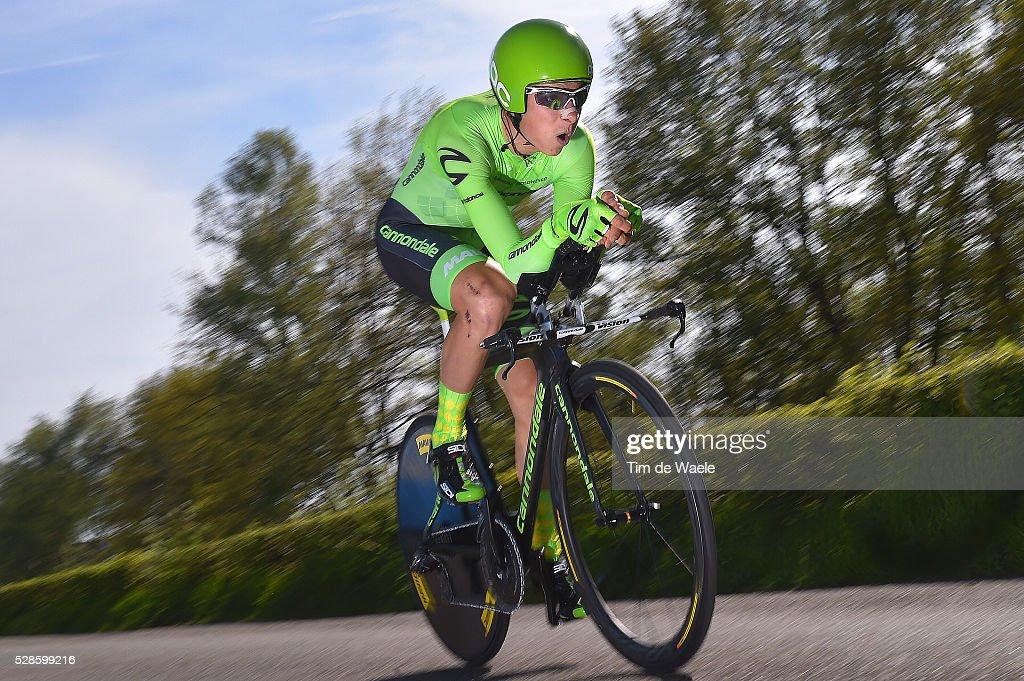 99th Tour of Italy 2016 / Stage 1 Davide FORMOLO (ITA)/ Apeldoorn-Apeldoorn (9,8km)/ Time Trial / ITT / Giro /