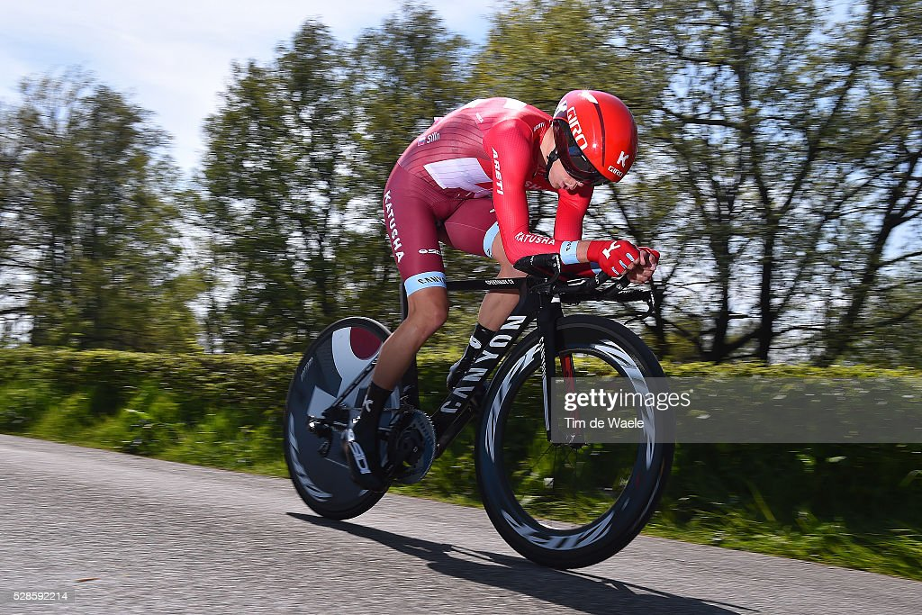 99th Tour of Italy 2016 / Stage 1 Egor SILIN (RUS)/ Apeldoorn-Apeldoorn (9,8km)/ Time Trial / ITT / Giro /