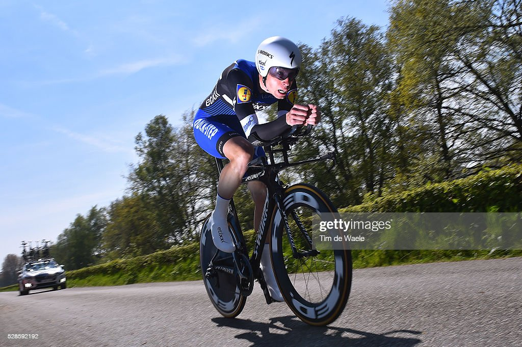 99th Tour of Italy 2016 / Stage 1 Fabio SABATINI (ITA)/ Apeldoorn-Apeldoorn (9,8km)/ Time Trial / ITT / Giro /