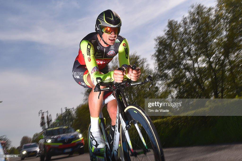 99th Tour of Italy 2016 / Stage 1 Filippo POZZATO (ITA)/ Apeldoorn-Apeldoorn (9,8km)/ Time Trial / ITT / Giro /