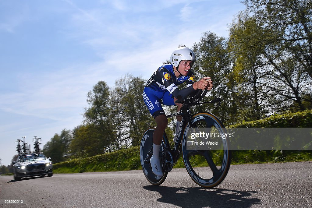 99th Tour of Italy 2016 / Stage 1 Gianluca BRAMBILLA (ITA)/ Apeldoorn-Apeldoorn (9,8km)/ Time Trial / ITT / Giro /