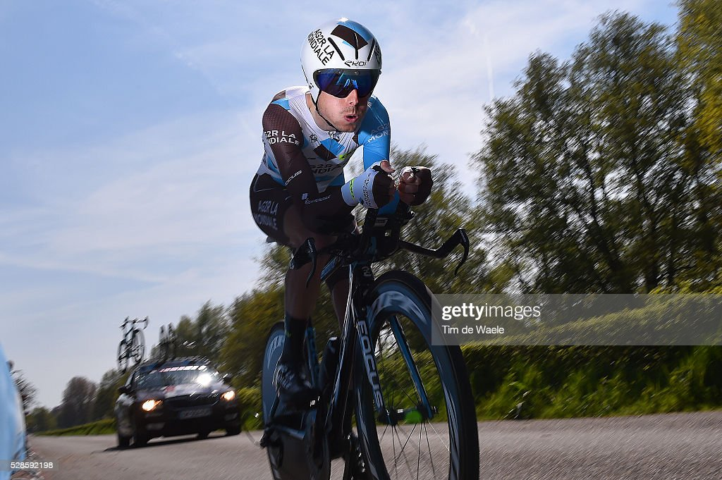 99th Tour of Italy 2016 / Stage 1 Hugo HOULE (CAN)/ Apeldoorn-Apeldoorn (9,8km)/ Time Trial / ITT / Giro /