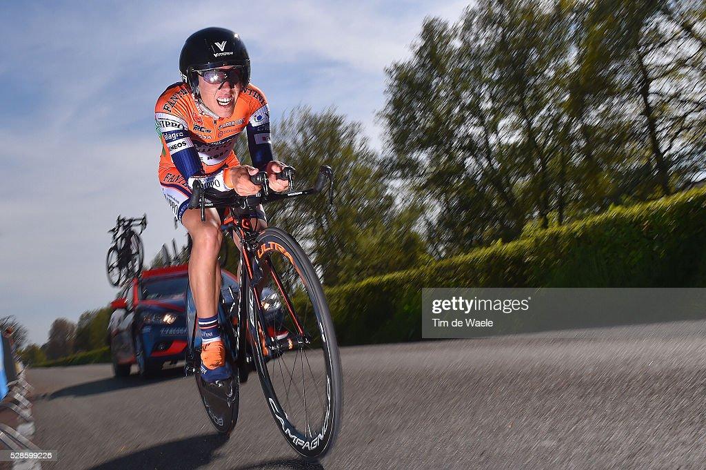 99th Tour of Italy 2016 / Stage 1 Jakub MARECZKO (ITA)/ Apeldoorn-Apeldoorn (9,8km)/ Time Trial / ITT / Giro /