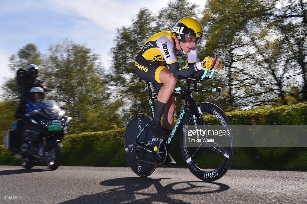 99th Tour of Italy 2016 / Stage 1 Jos VAN EMDEN (NED)/ Apeldoorn-Apeldoorn (9,8km)/ Time Trial / ITT / Giro /