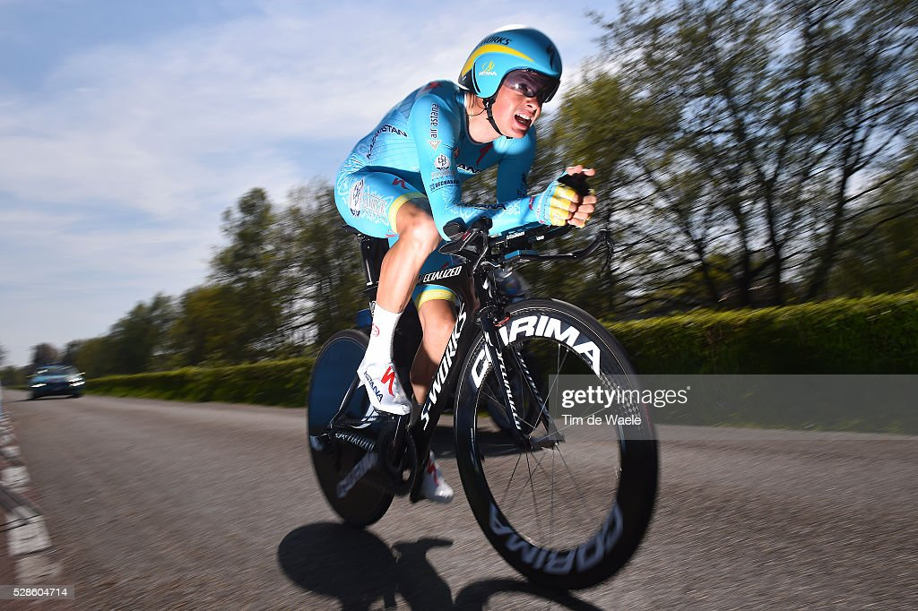 99th Tour of Italy 2016 / Stage 1 Luka MEZGEC (SLO)/ Apeldoorn-Apeldoorn (9,8km)/ Time Trial / ITT / Giro /