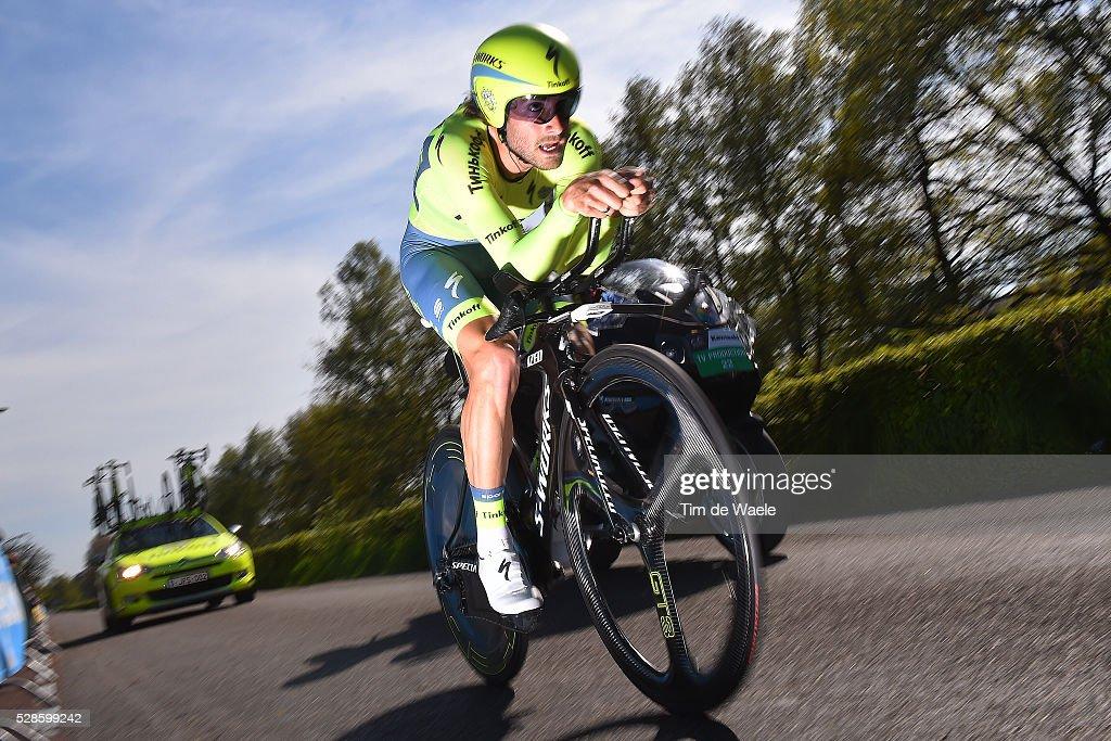 99th Tour of Italy 2016 / Stage 1 Manuele BOARO (ITA)/ Apeldoorn-Apeldoorn (9,8km)/ Time Trial / ITT / Giro /