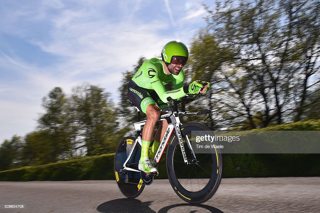 99th Tour of Italy 2016 / Stage 1 Moreno MOSER (ITA)/ Apeldoorn-Apeldoorn (9,8km)/ Time Trial / ITT / Giro /