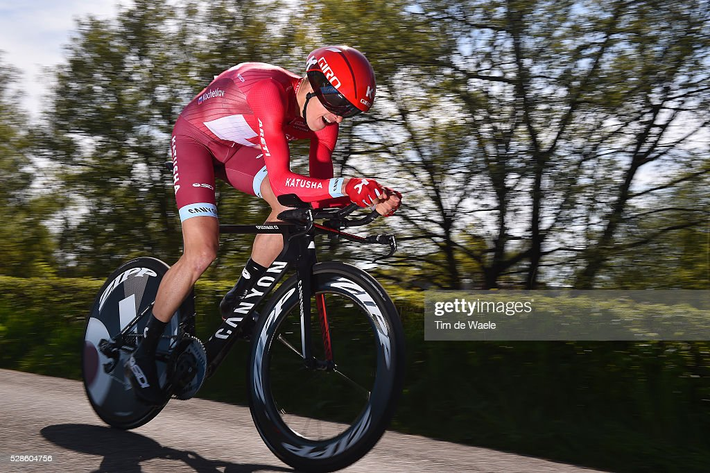 99th Tour of Italy 2016 / Stage 1 Pavel KOCHETKOV (RUS)/ / Apeldoorn-Apeldoorn (9,8km)/ Time Trial / ITT / Giro /