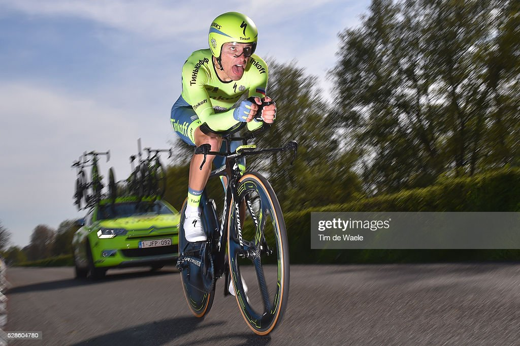 99th Tour of Italy 2016 / Stage 1 Rafal MAJKA (POL)/ Apeldoorn-Apeldoorn (9,8km)/ Time Trial / ITT / Giro /