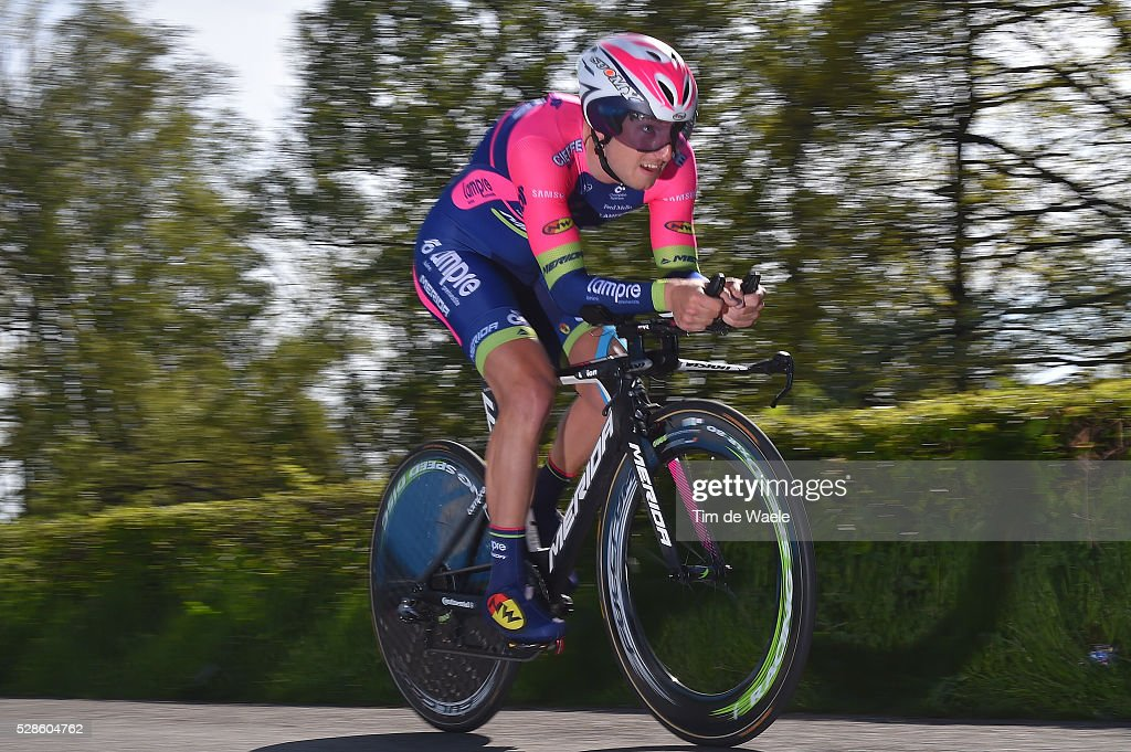 99th Tour of Italy 2016 / Stage 1 Sacha MODOLO (ITA)/ Apeldoorn-Apeldoorn (9,8km)/ Time Trial / ITT / Giro /