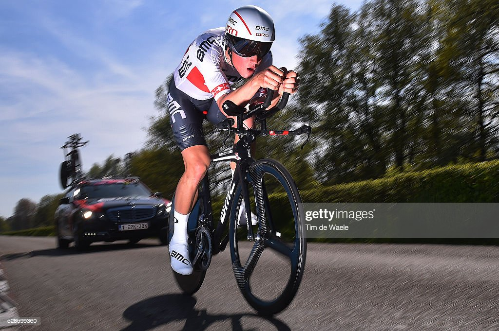 99th Tour of Italy 2016 / Stage 1 Silvan DILLIER (SUI)/ Apeldoorn-Apeldoorn (9,8km)/ Time Trial / ITT / Giro /