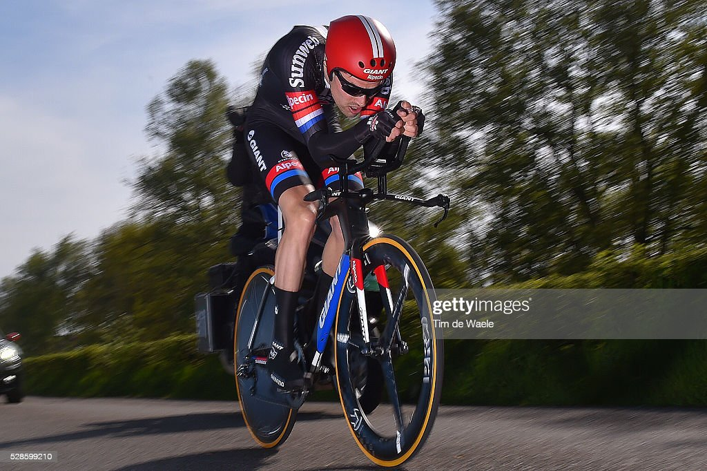 99th Tour of Italy 2016 / Stage 1 Tom DUMOULIN (NED) / Apeldoorn-Apeldoorn (9,8km)/ Time Trial / ITT / Giro /