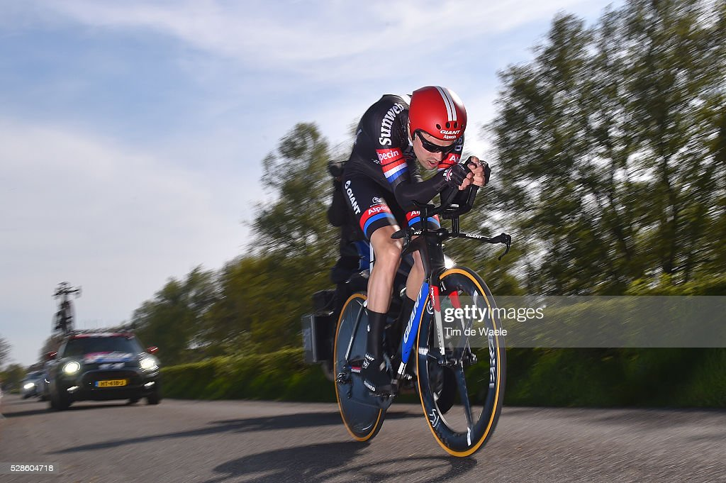 99th Tour of Italy 2016 / Stage 1 Tom DUMOULIN (NED) / Apeldoorn-Apeldoorn (9,8km)/ Time Trial / ITT / Giro /