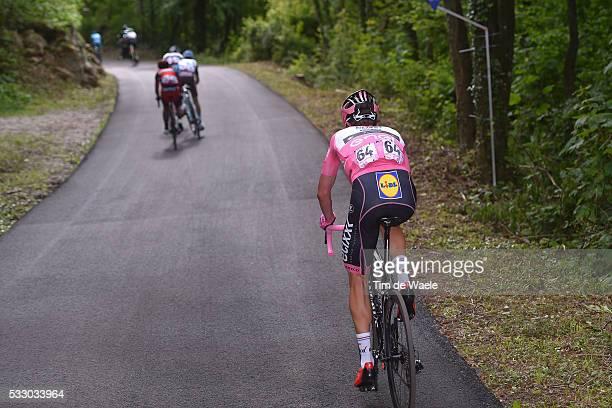 99th Tour of Italy 2016 / Stage 13 Bob JUNGELS Pink Leader Jersey/ Palmanova Cividale del Friuli / Giro /