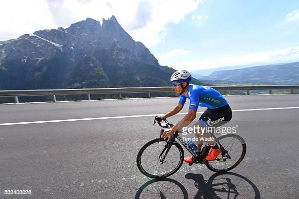 99th Tour of Italy 2016 / Stage 15 Alexandr KOLOBNEV / Castelrotto / Kastelruth Alpe Di Suisi / Seiseralm 1844m / Time Trial ITT/ Giro /