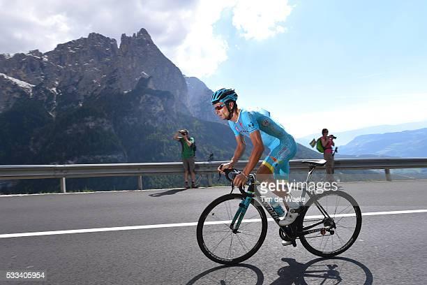 99th Tour of Italy 2016 / Stage 15 Michele SCARPONI / Castelrotto / Kastelruth Alpe Di Suisi / Seiseralm 1844m / Time Trial ITT/ Giro /