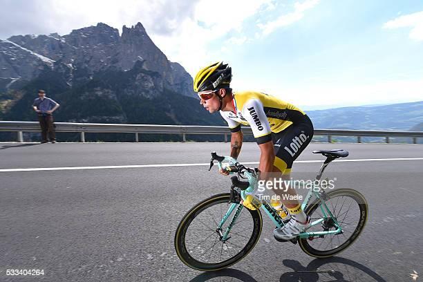 99th Tour of Italy 2016 / Stage 15 Primoz ROGLIC / Castelrotto / Kastelruth Alpe Di Suisi / Seiseralm 1844m / Time Trial ITT/ Giro /