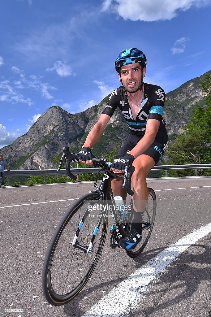 99th Tour of Italy 2016 / Stage 16 David LOPEZ GARCIA (ESP)/ Bressanone / Brixen - Andalo 1024m (132km)/ Giro /