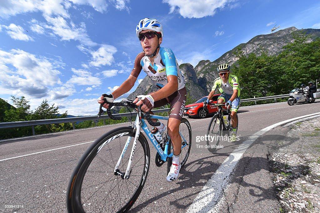99th Tour of Italy 2016 / Stage 16 Domenico POZZOVIVO (ITA)/ Bressanone-Brixen - Andalo 1024m (132km)/ / Giro /