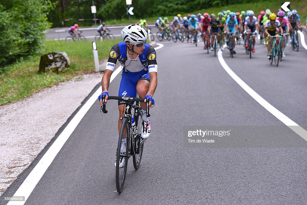 99th Tour of Italy 2016 / Stage 16 Gianluca BRAMBILLA (ITA)/ Bressanone / Brixen - Andalo 1024m (132km)/ Giro /