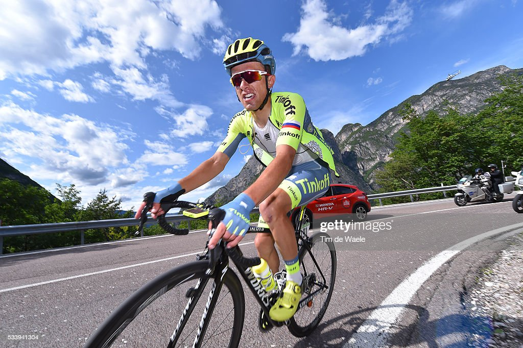99th Tour of Italy 2016 / Stage 16 Rafal MAJKA (POL)/ Bressanone-Brixen - Andalo 1024m (132km)/ / Giro /