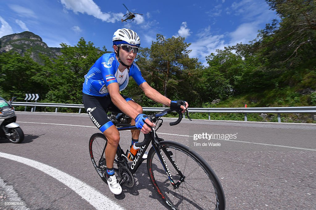 99th Tour of Italy 2016 / Stage 16 Sergey FIRSANOV (RUS)/ Bressanone / Brixen - Andalo 1024m (132km)/ Giro /