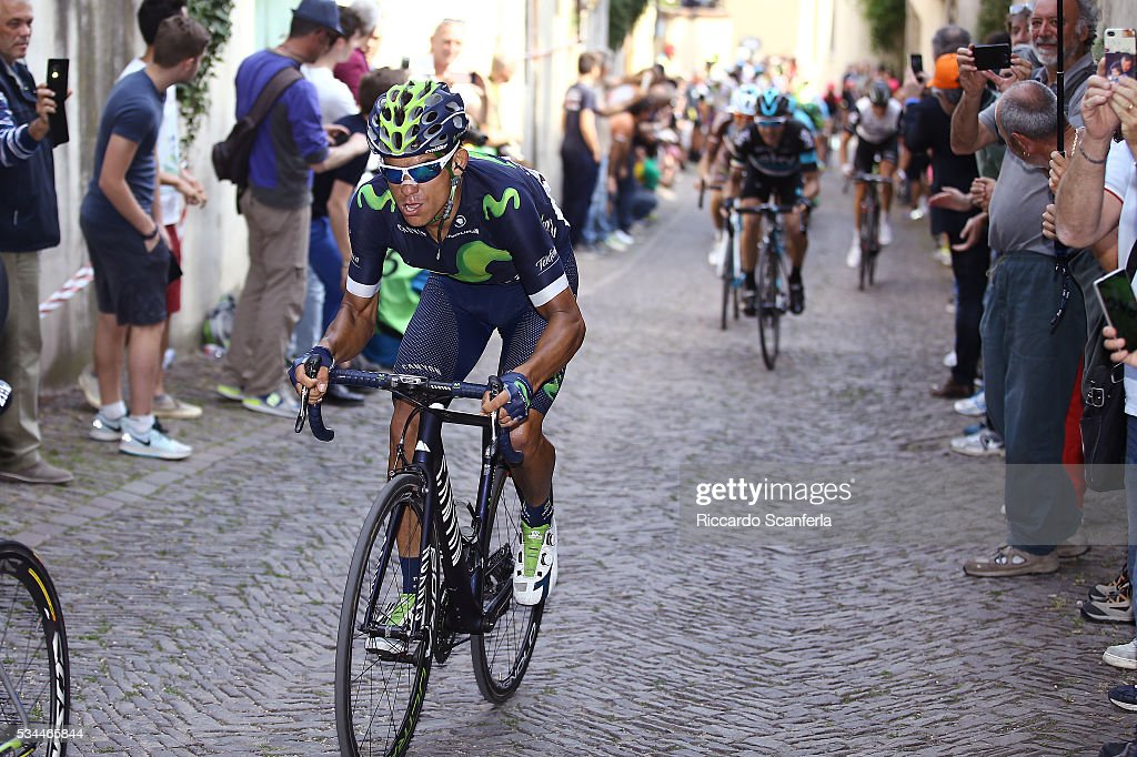 99th Tour of Italy 2016 / Stage 18 Andrey AMADOR (CRC)/ Muggio - Pinerolo (240km)/ Giro /