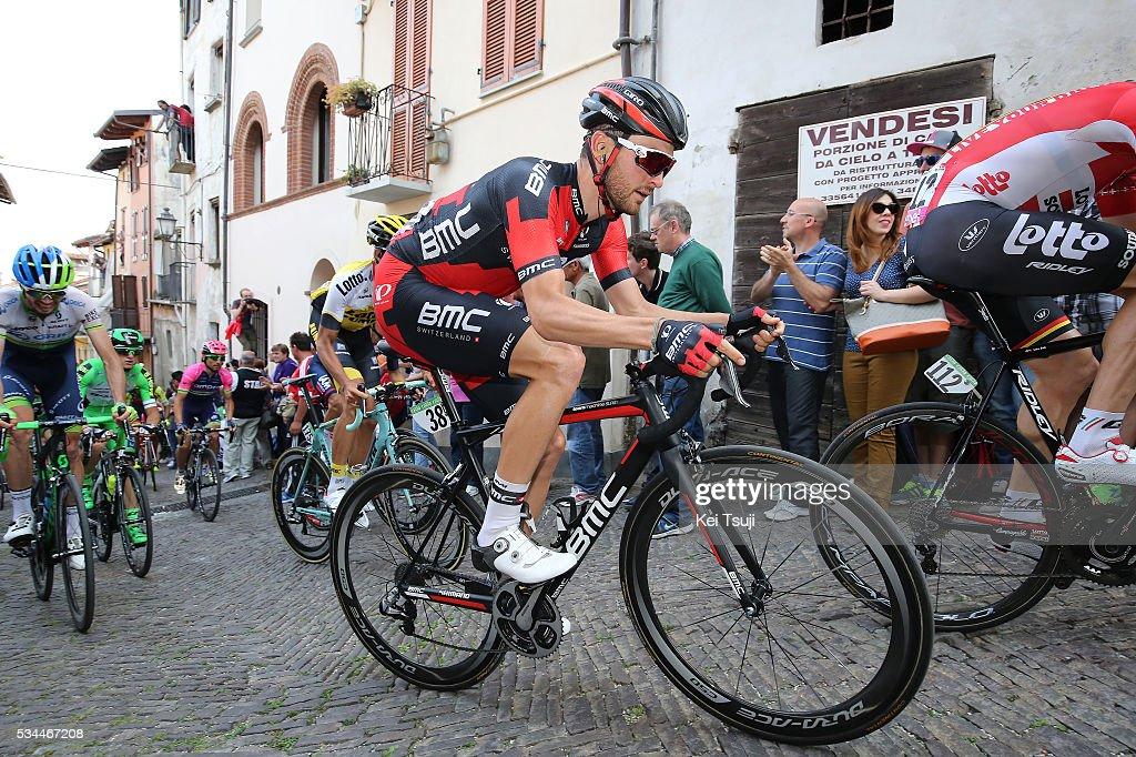 99th Tour of Italy 2016 / Stage 18 Joey ROSSKOPF (USA)/ Muggio - Pinerolo (240km)/ Giro /