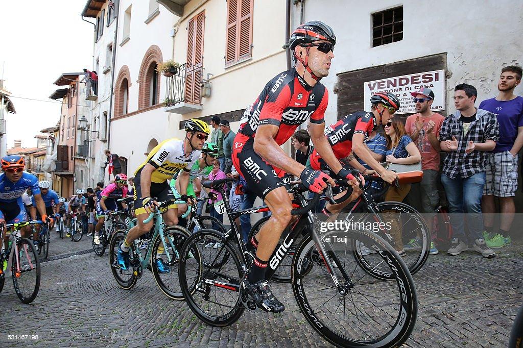 99th Tour of Italy 2016 / Stage 18 Manuel QUINZIATO (ITA)/ Muggio - Pinerolo (240km)/ Giro /