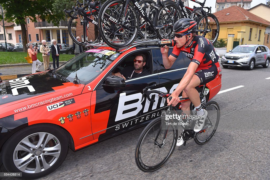 99th Tour of Italy 2016 / Stage 18 Stefan KUNG (SUI)/ BMC RACING TEAM (USA)/ Feed Zone / Car / Muggio - Pinerolo (240km)/ / Giro /