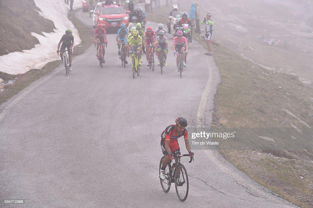 99th Tour of Italy 2016 / Stage 19 Darwin ATAPUMA HURTADO (COL)/ COLLE DELL'AGNELLO 2744m / Pinerolo - Risoul (162Km)/ Giro /