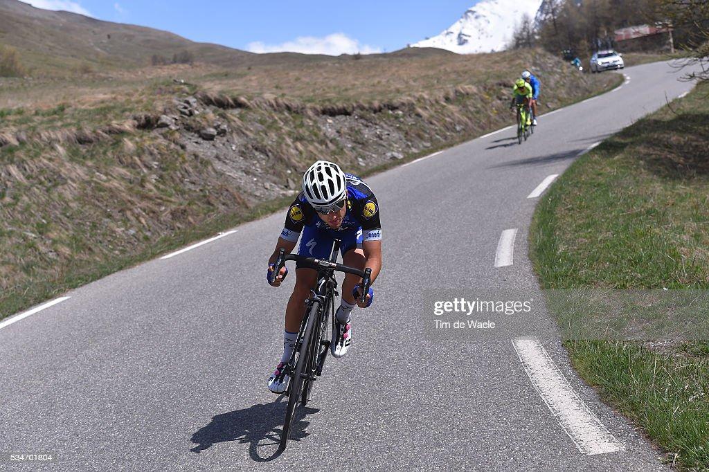 99th Tour of Italy 2016 / Stage 19 Gianluca BRAMBILLA (ITA)/ Pinerolo - Risoul 1862m (162km)/ Giro /