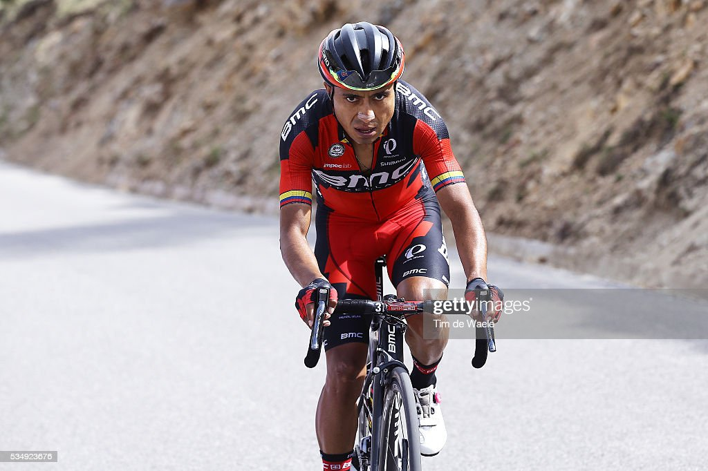 99th Tour of Italy 2016 / Stage 20 John Darwin ATAPUMA (COL)/ Guillestre - Sant'Anna Di Vinadio 2015m (134km)/ Giro /