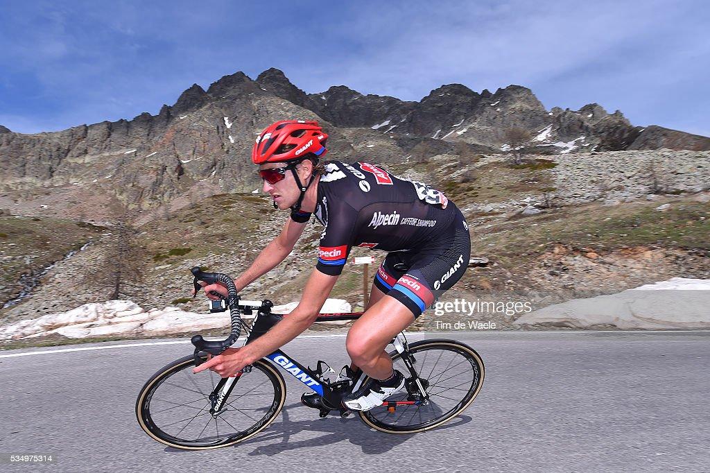 99th Tour of Italy 2016 / Stage 20 Tobias LUDVIGSSON (SWE)/ Guillestre - Sant'Anna Di Vinadio 2015m (134km)/ Giro /