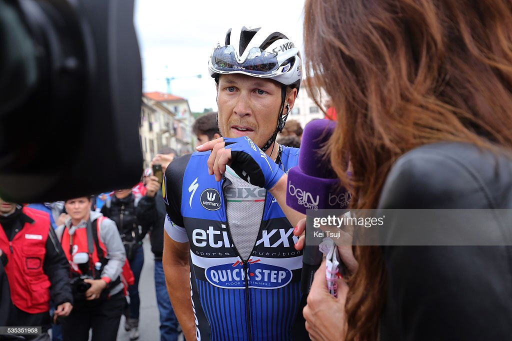 99th Tour of Italy 2016 / Stage 21 Arrival / Matteo TRENTIN (ITA)/ Disappointment / Cuneo - Torino (163Km)/ Giro /