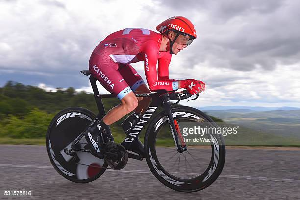 99th Tour of Italy 2016 / Stage 9 Egor SILIN / Radda in Chianti Greve in Chianti / Time Trial / ITT / Giro /