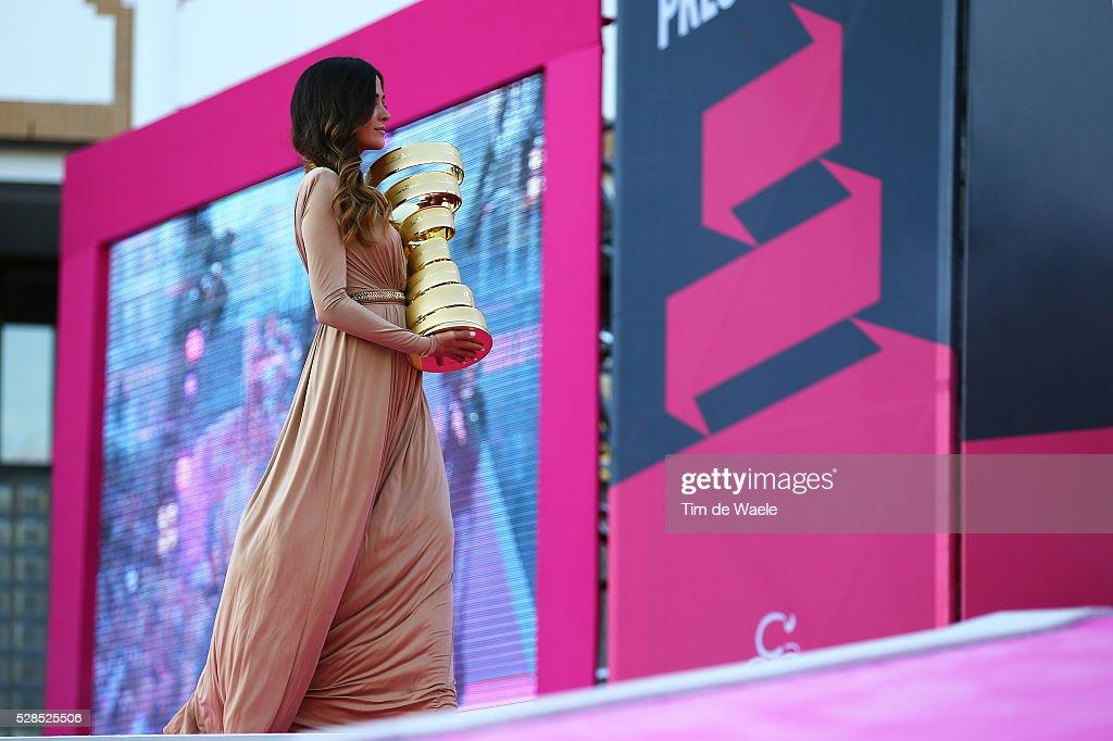 99th Tour of Italy 2016 / Team Presentation Illustration Trophee / Giro /