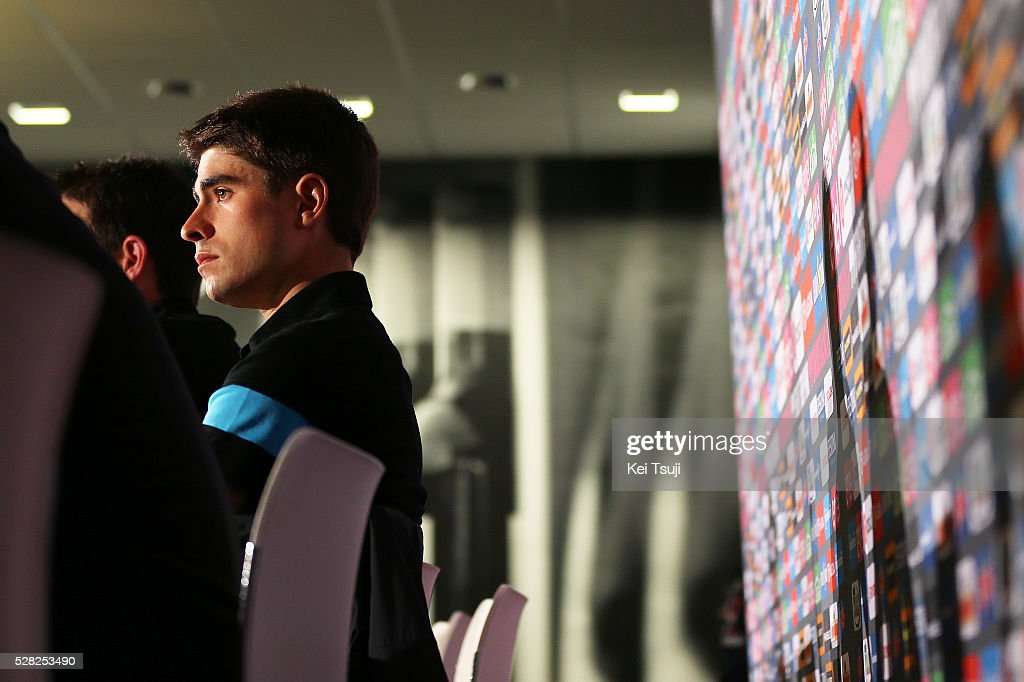 99th Tour of Italy 2016 / Team Sky Mikel LANDA (Esp)/ Press Conference Team SKY (GBR)/ Giro /