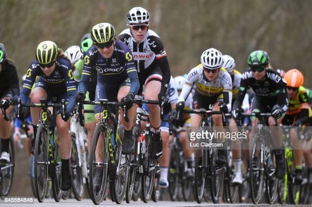 9th Spar Omloop Van Het Hageland / Women Jenelle CROOKS / Ellen VAN DIJK / Tielt Tielt / Women / Tielt Trophy /