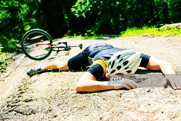 accident de cyclisme