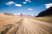 Cycling adventure across the Pamirs, Tajikistan