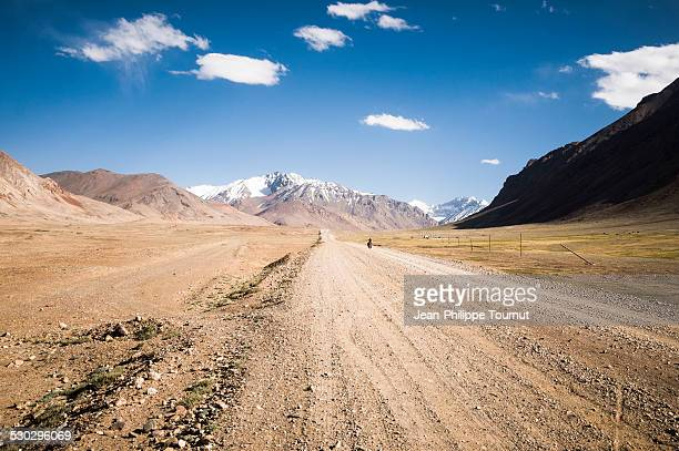 Cycling adventure across the Pamirs, Tajikistan
