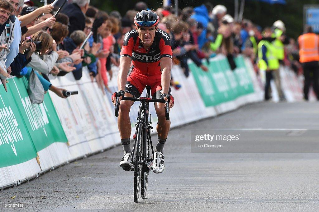 Belgian Road Championship 2016 / Elite Men Arrival / Greg VAN AVERMAET (BEL) / Lacs de l'Eau d'Heure Lire - Lacs de l'Eau d'Heure Lire (231km) /