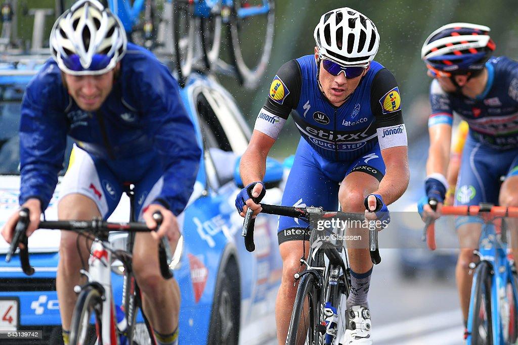 Belgian Road Championship 2016 / Elite Men Gianni MEERSMAN (BEL)/ Lacs de l'Eau d'Heure Lire - Lacs de l'Eau d'Heure Lire (231km) /