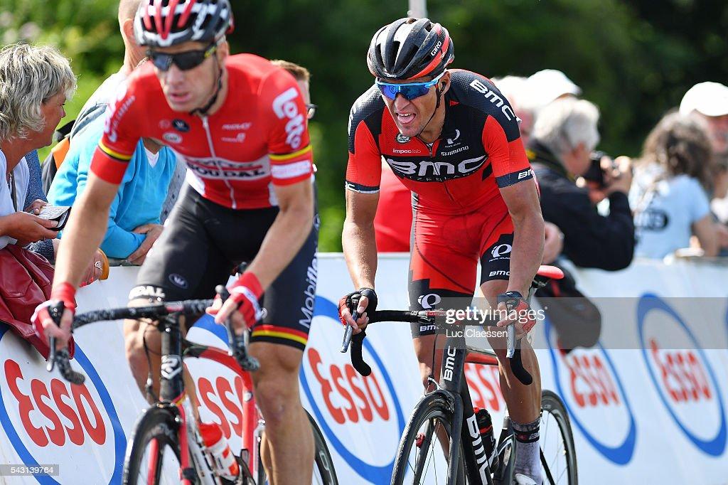 Belgian Road Championship 2016 / Elite Men Greg VAN AVERMAET (BEL)/ Lacs de l'Eau d'Heure Lire - Lacs de l'Eau d'Heure Lire (231km) /