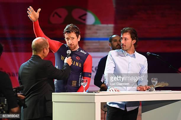 Ciao Fabian Fabian Cancellara Fabian CANCELLARA / Bradley WIGGINS / Farewell Race Fabian CANCELLARA / Kuipke Track Velodrome / Tim De WaeleLC/Tim De...