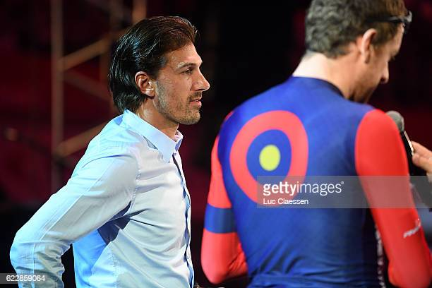 Ciao Fabian Fabian Cancellara Fabian CANCELLARA / Farewell Race Fabian CANCELLARA / Kuipke Track Velodrome / Tim De WaeleLC/Tim De Waele/Corbis via...