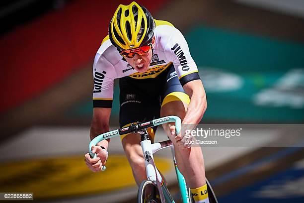 Ciao Fabian Fabian Cancellara Sep VANMARCKE Farewell Race Fabian CANCELLARA / Kuipke Track Velodrome / Tim De WaeleLC/Tim De Waele/Corbis via Getty...