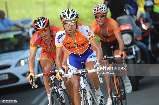 Clasica San Sebastian 2010 GARATE Juan Manuel / GUTIERREZ Jose Ivan / VERDUGO Gorka / San Sebastian San Sebastian / Donostia / Tim De Waele |...
